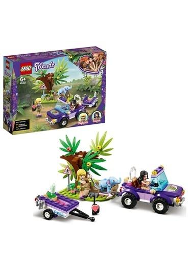 Lego  Friends Baby Elephant Jungle Rescue 414 Renkli